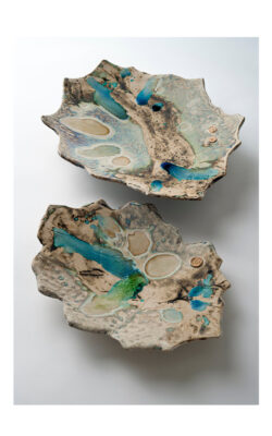 Landscape Platter by Amanda Murphy Ceramics