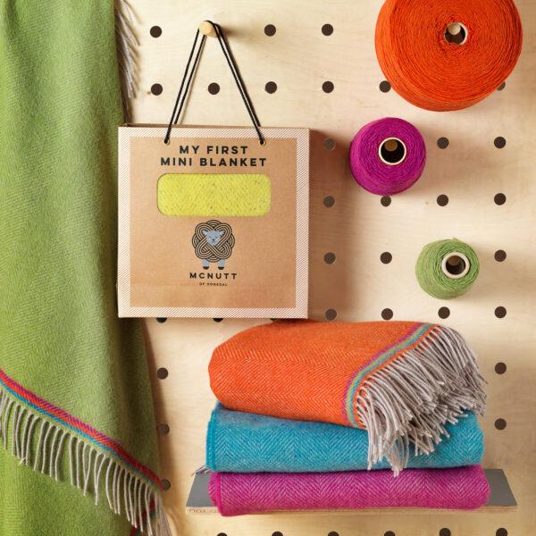Woollen Blankets for Children